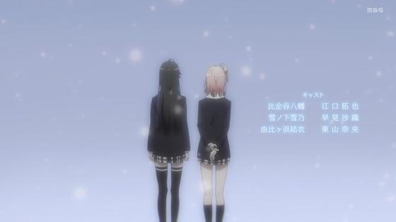 「俺ガイル」第3期 第7話感想 (73)