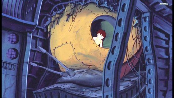 「未来少年コナン」第24話感想 画像 (87)