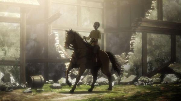 「進撃の巨人 Season2」27話 (52)