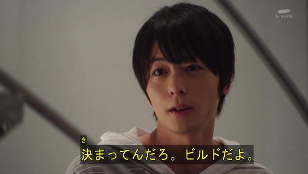 「仮面ライダービルド」3話 (8)