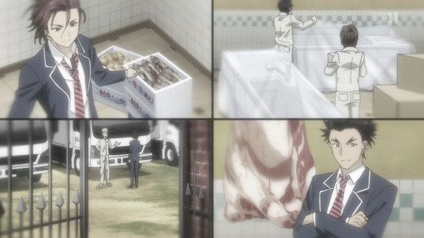 「食戟のソーマ 餐ノ皿(3期)」6話 (8)