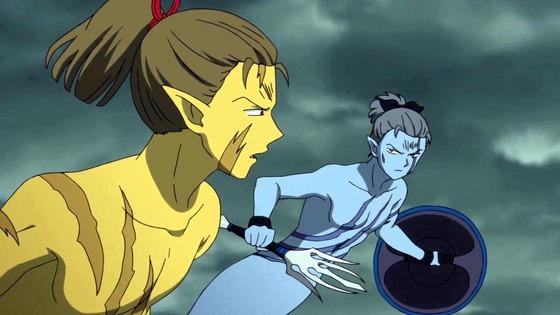 「半妖の夜叉姫」第10話感想 画像  (22)