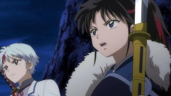 「半妖の夜叉姫」第10話感想 画像  (52)