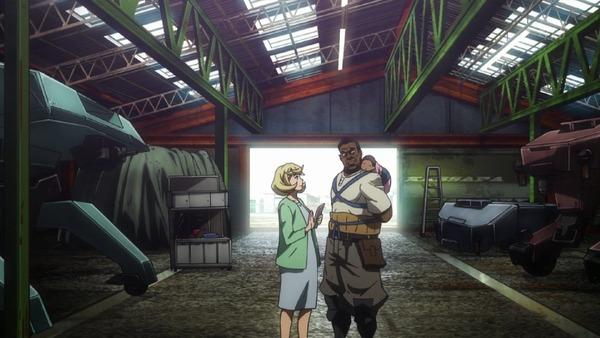 「機動戦士ガンダム 鉄血のオルフェンズ」50話 (73)