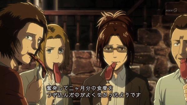 「進撃の巨人 Season3」49話 (25)
