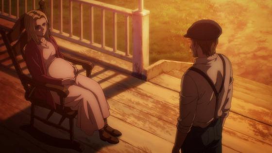 「進撃の巨人」69話(4期 10話)感想 (77)