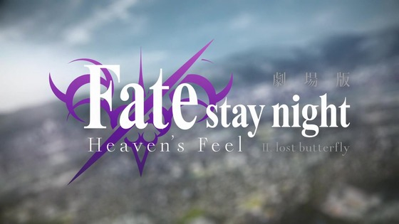 劇場版「Fatestay night [Heaven's Feel] II.感想  (26)
