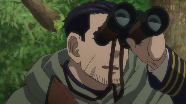 「ゴールデンカムイ」17話感想 (19)