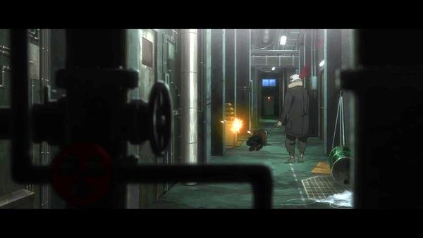 グリザイア:ファントムトリガー THE ANIMATIION 01話「SORD