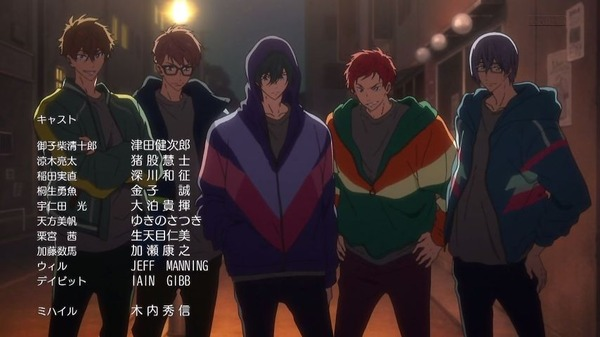 「Free! Dive to the Future」3期 1話 (73)