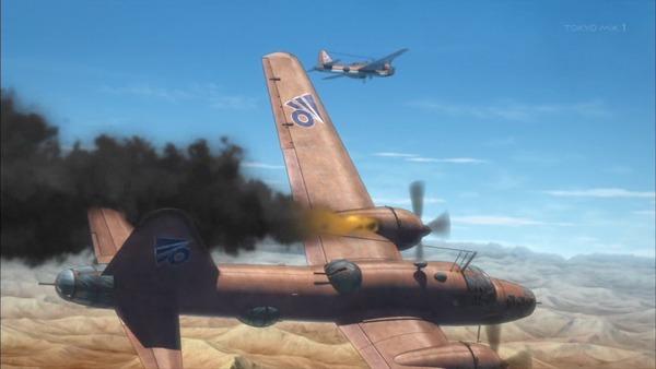「荒野のコトブキ飛行隊」5話感想 (33)