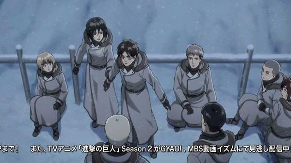 「進撃の巨人 Season2」30話 (4)