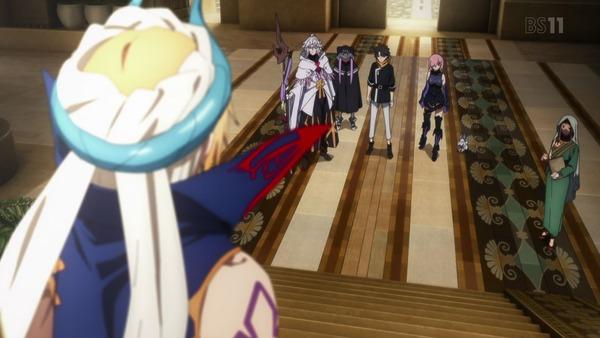 「FateGrand Order 絶対魔獣戦線バビロニア」FGO 2話感想 (66)