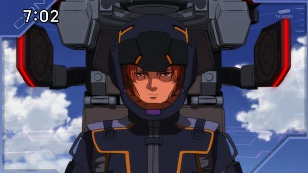 「機動戦士ガンダム UC」14話 (2)