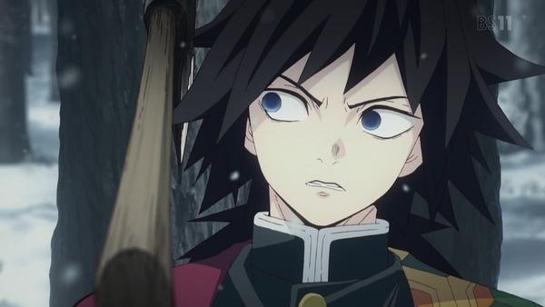 「鬼滅の刃」第1話感想  (33)