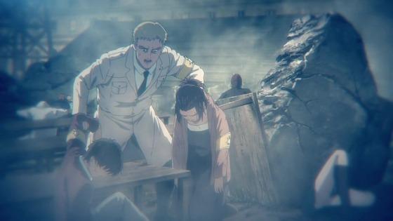 「進撃の巨人」67話(4期 8話)感想  (67)