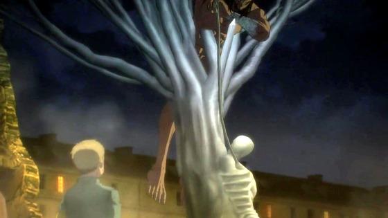 「進撃の巨人」66話(4期 7話)感想 (45)