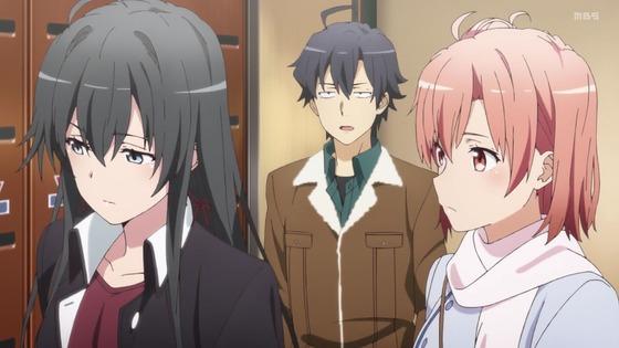 「俺ガイル」第3期 第1話感想  (35)