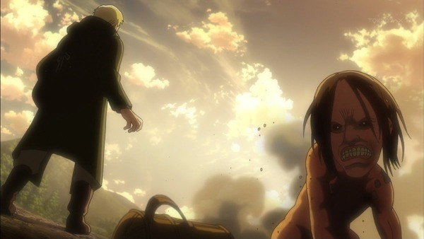 「進撃の巨人 Season2」35話 (26)