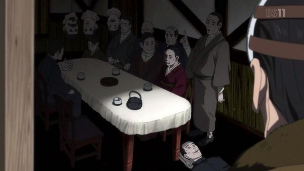 「ゴールデンカムイ」13話(2期 1話)感想 (26)