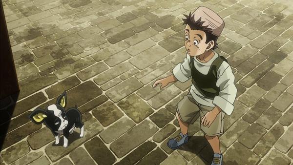ジョジョの奇妙な冒険 エジプト編 (22)