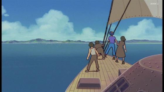 「未来少年コナン」第26話感想(実況まとめ)画像 (114)