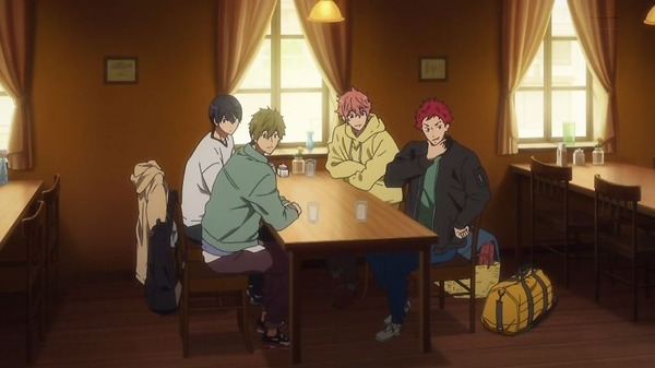 「Free! Dive to the Future」3期 1話 (50)