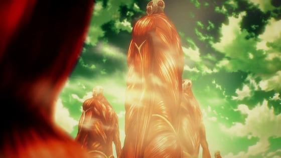 「進撃の巨人」64話(4期 5話)感想 (104)