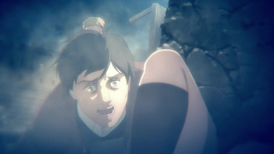 「進撃の巨人」67話(4期 8話)感想  (68)
