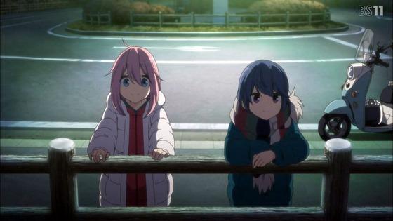 「ゆるキャン△ SEASON2」第2期 13話感想 最終回 (71)