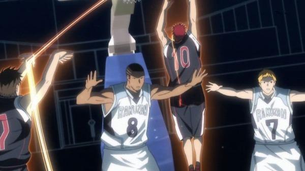 黒子のバスケ (4)