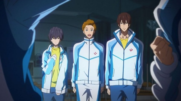 「Free! Dive to the Future」3期 1話 (12)