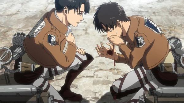 「進撃の巨人 Season3」(3期 11話)48話感想 (14)