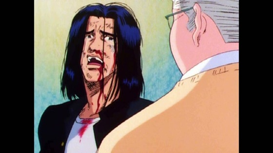 三井のバスケ部襲撃