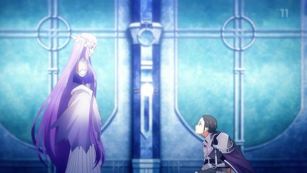 「SAO  アリシゼーション」2期 9話感想 画像  (26)