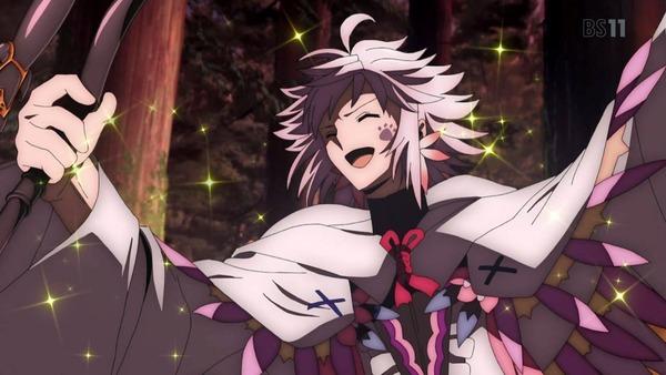 「FateGrand Order 絶対魔獣戦線バビロニア」FGO 2話感想 (40)