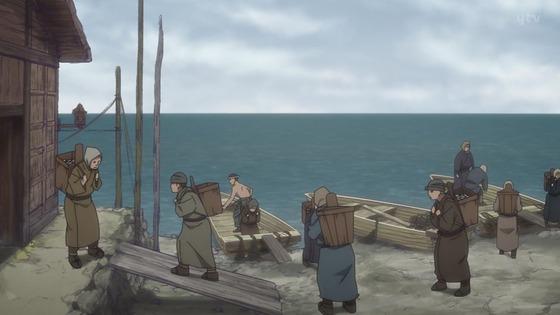 「ゴールデンカムイ」32話(3期 8話)感想 画像(実況まとめ) (39)