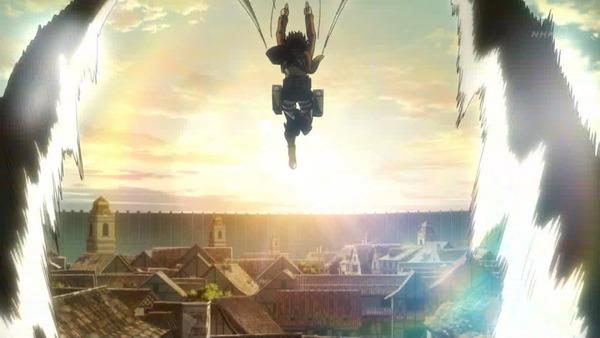 「進撃の巨人 Season3」(3期 1話)38話 (2)