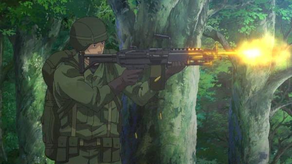 「GATE 自衛隊 彼の地にて、斯く戦えり」23話 (22)