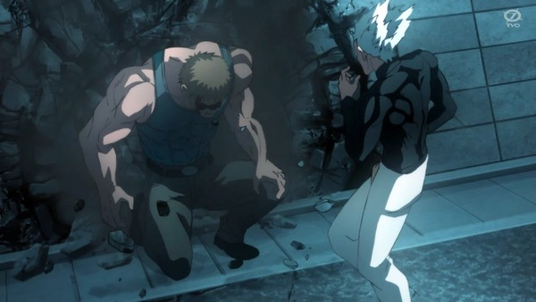 「ワンパンマン」15話(2期 3話)感想 (53)
