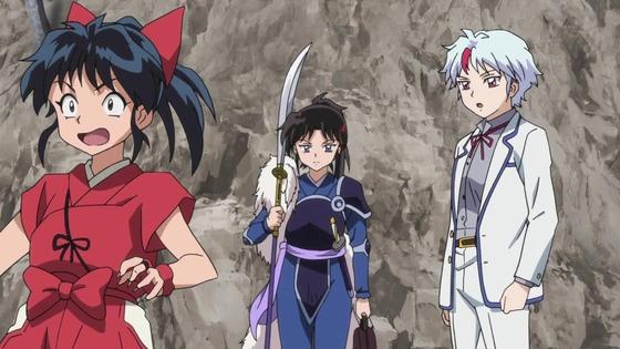 「半妖の夜叉姫」第11話感想 画像 (27)