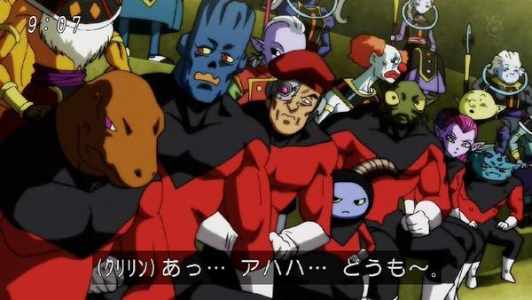 「ドラゴンボール超」122話 (8)