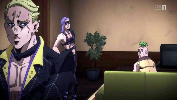 「ジョジョの奇妙な冒険 5部」27話感想  (33)
