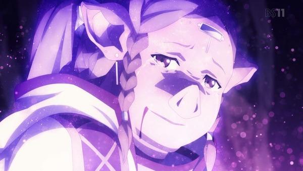 「SAO アリシゼーション」2期 8話感想 画像 (29)