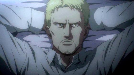 「進撃の巨人」62話(4期 3話)感想 (8)