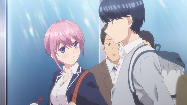 「五等分の花嫁」第6話感想 (2)
