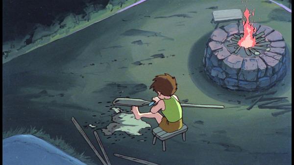 「未来少年コナン」第2話感想 画像  (82)