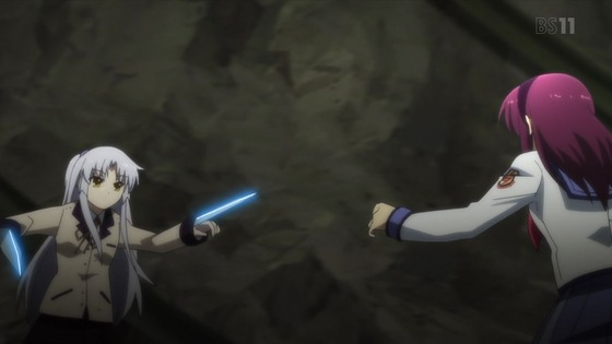 「Angel Beats!」第2話感想 (121)