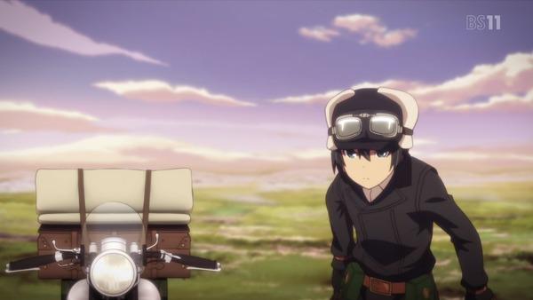 「キノの旅」4話 (40)