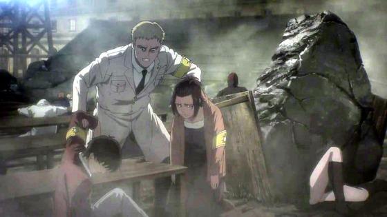 「進撃の巨人」65話(4期 6話)感想  (31)